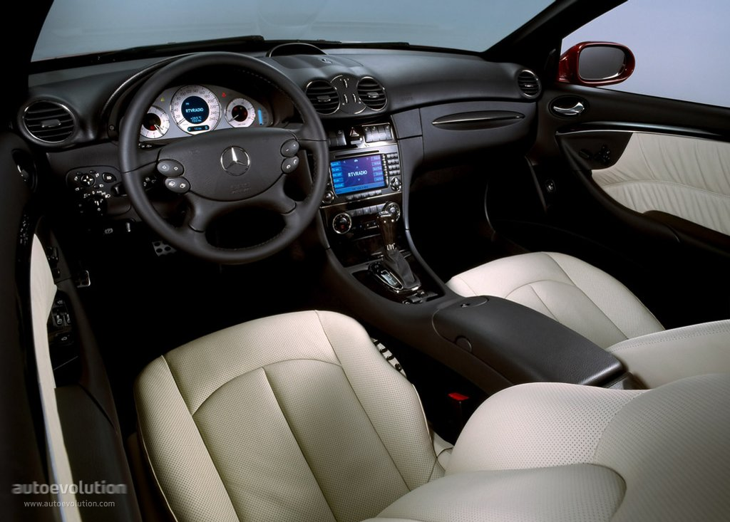 Mercedes benz clk cabrio a209 specs 2005 2006 2007
