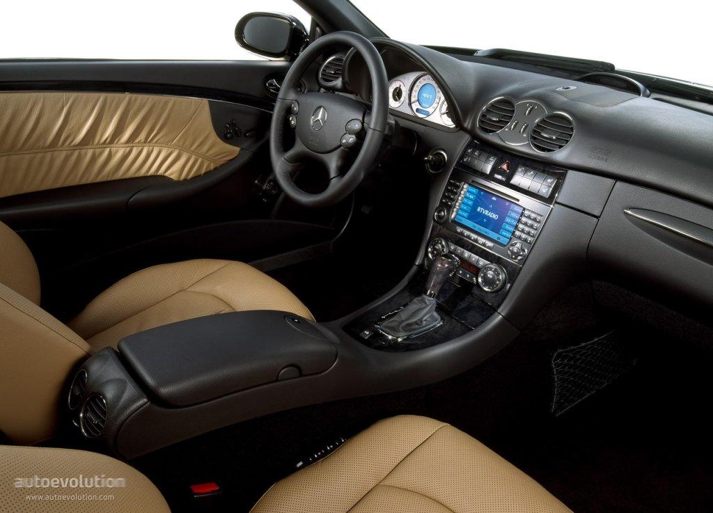 Mercedes benz clk cabrio a209 2005 2006 2007 2008 2009 autoevolution