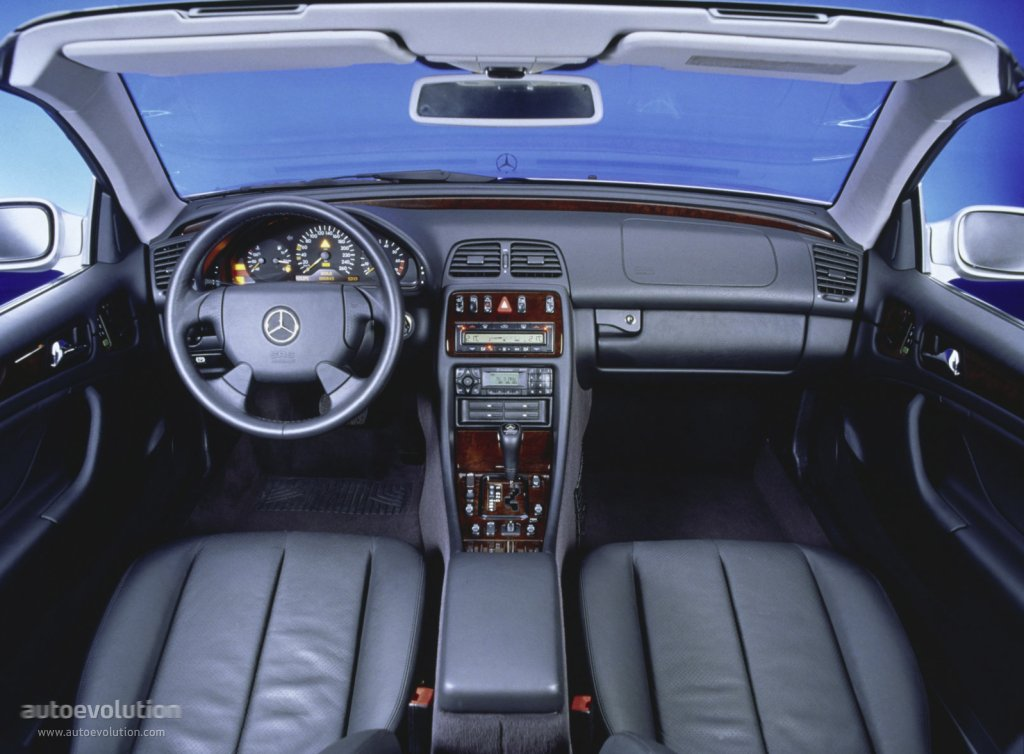 mercedes benz clk cabrio a208 1998 1999 autoevolution. Black Bedroom Furniture Sets. Home Design Ideas