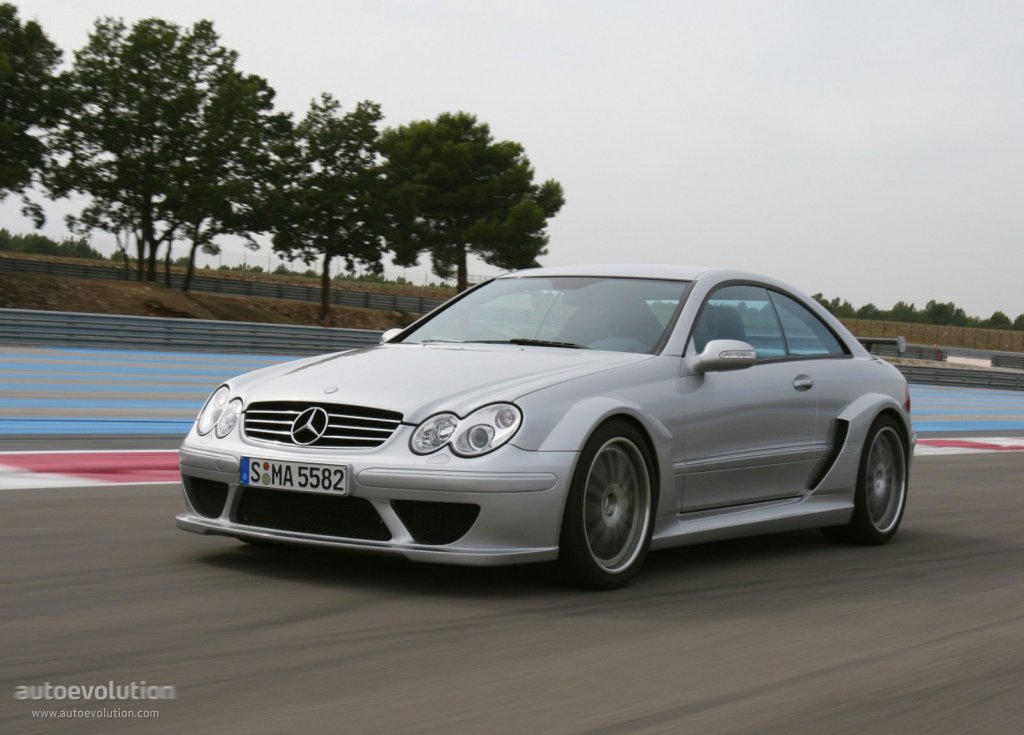 Mercedes benz clk dtm amg c209 specs 2004 autoevolution for 2004 mercedes benz g class