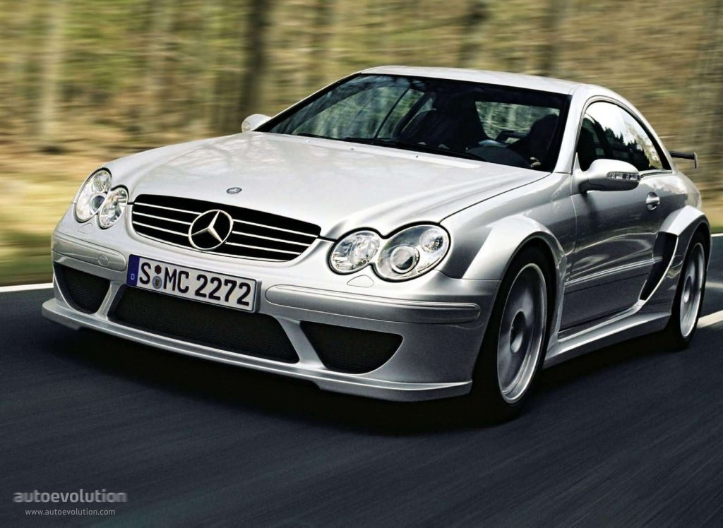 Mercedes benz clk dtm amg c209 2004 autoevolution for Mercedes benz clk dtm