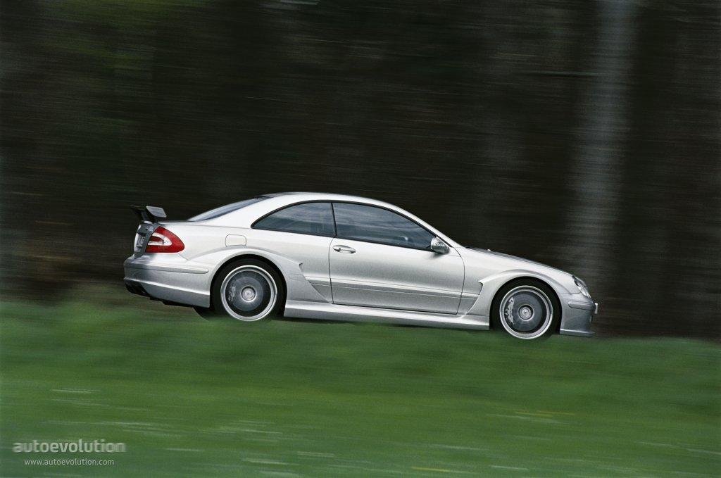 Mercedes benz clk dtm amg c209 specs 2004 autoevolution for 2004 mercedes benz clk500