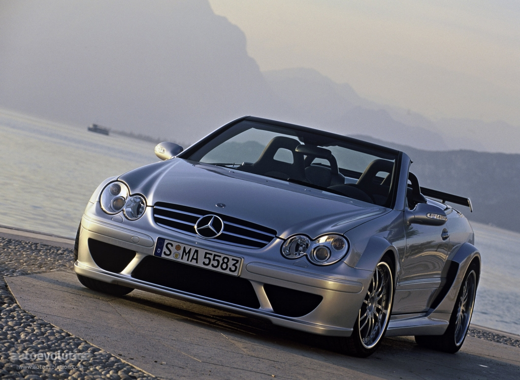 mercedes benz clk dtm amg cabrio a209 2006 autoevolution. Black Bedroom Furniture Sets. Home Design Ideas