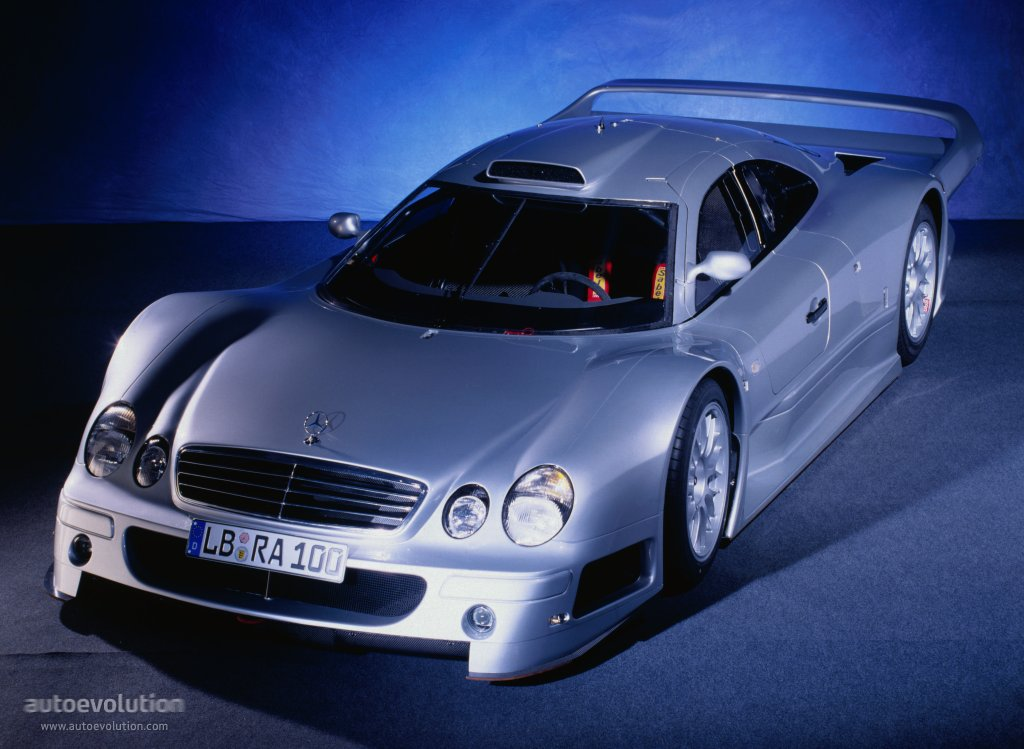 Mercedes benz clk gtr amg specs 1998 1999 autoevolution for Mercedes benz cars