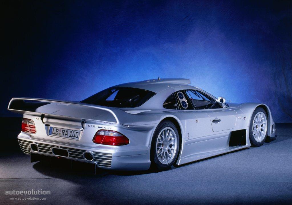 Mercedes benz clk gtr amg 1998 autoevolution for Mercedes benz 1998