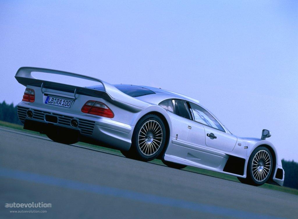 Mercedesbenzclkgtr