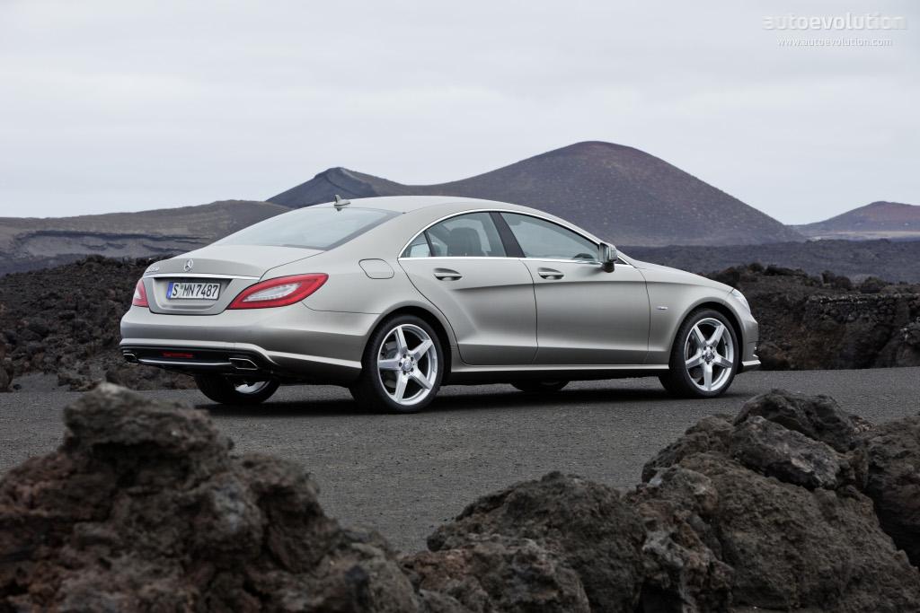Mercedes Benz Cls Klasse C218 Specs 2010 2011 2012