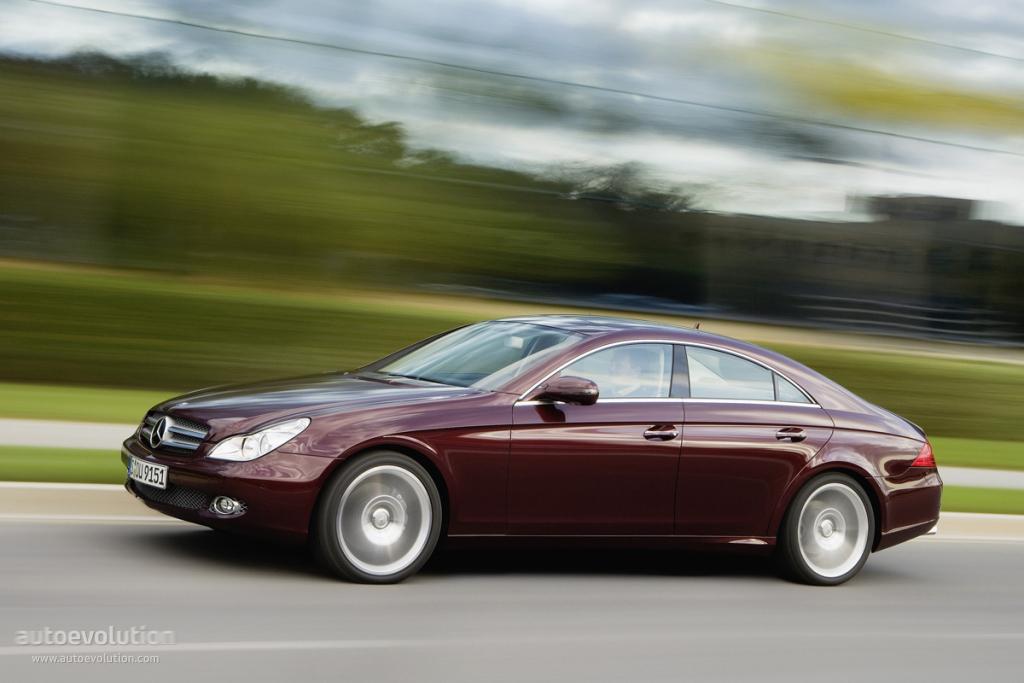 Mercedes benz cls klasse c219 specs 2008 2009 2010 for 2010 mercedes benz cls