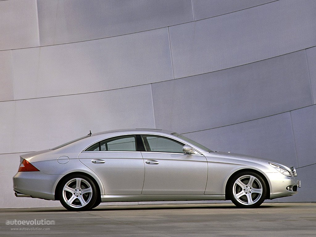 Mercedes benz cls klasse c219 specs 2004 2005 2006 for Cls home