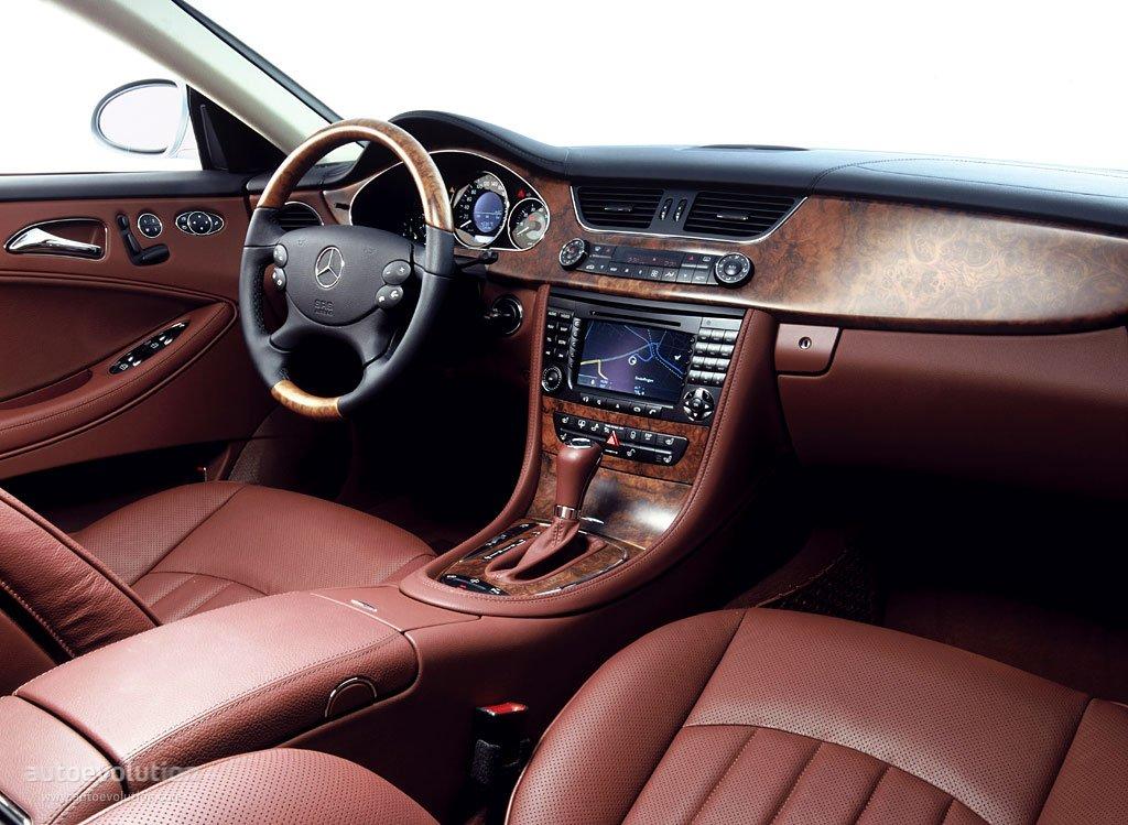 Mercedes Benz Cls Klasse C219 2004 2005 2006