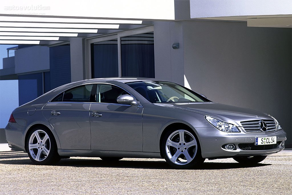 mercedes benz cls klasse c219 specs 2004 2005 2006 autoevolution. Black Bedroom Furniture Sets. Home Design Ideas