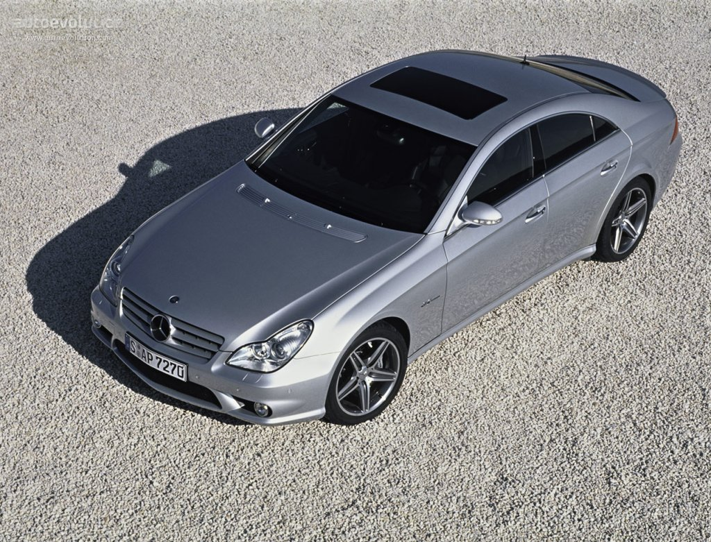 MERCEDES BENZ CLS 63 AMG (C219) specs & photos - 2006 ...