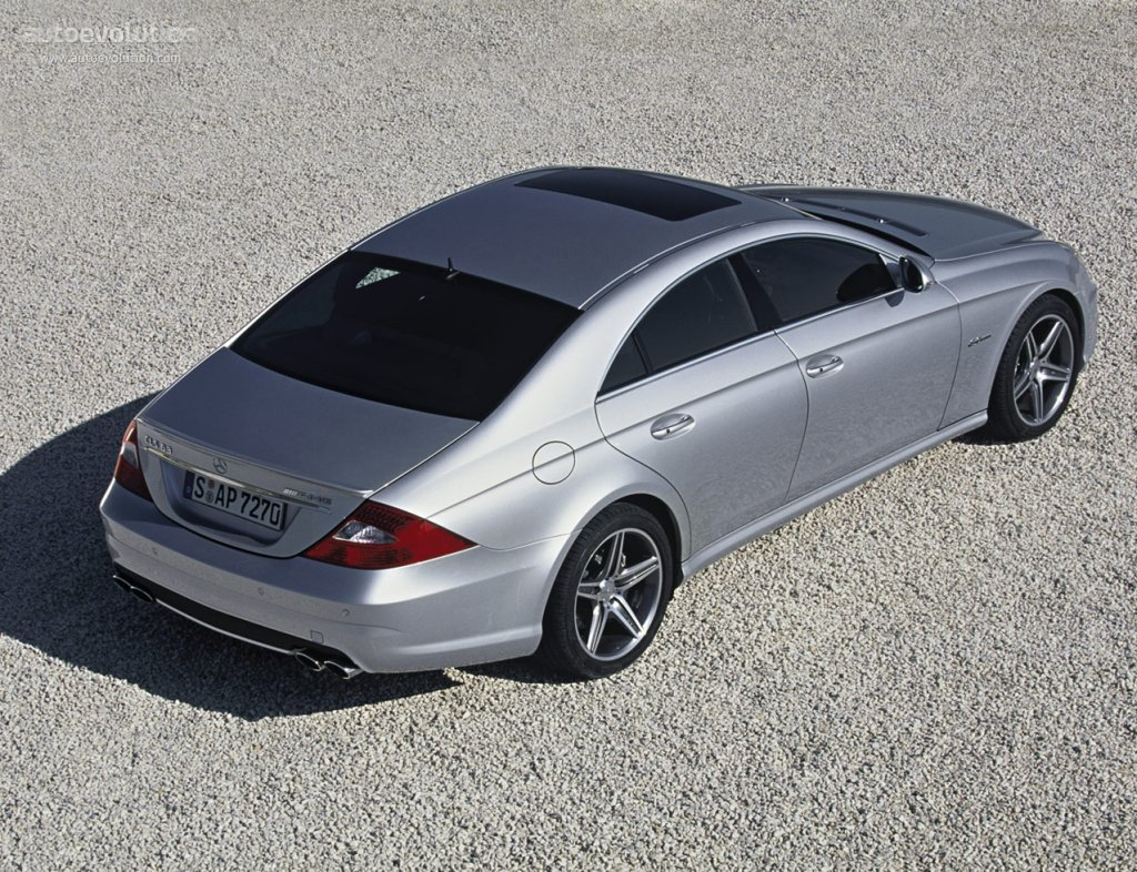 Mercedes benz cls 63 amg c219 specs 2006 2007 for 2007 mercedes benz cls
