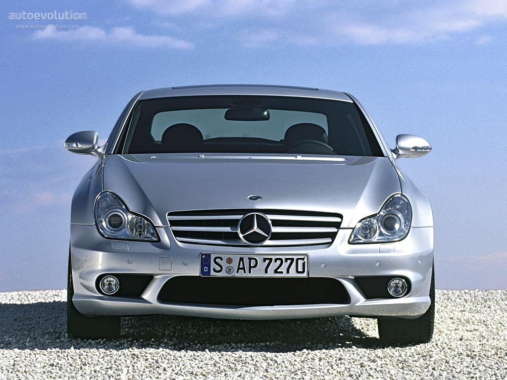 Mercedes benz cls 63 amg c219 2006 2007 autoevolution for Mercedes benz car picture gallery