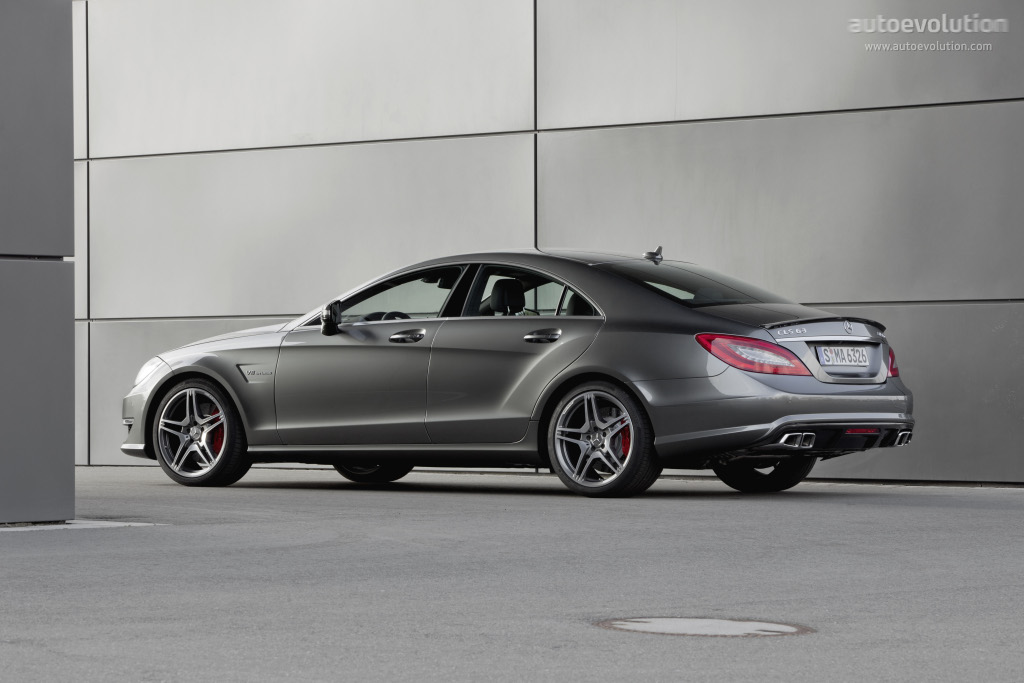 mercedes benz cls 63 amg c218 specs photos 2011 2012 2013 2014 autoevolution. Black Bedroom Furniture Sets. Home Design Ideas