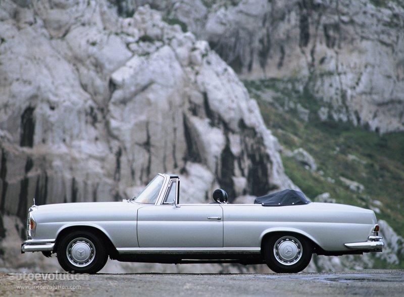 mercedes benz cabriolet w111 112 specs photos 1961. Black Bedroom Furniture Sets. Home Design Ideas