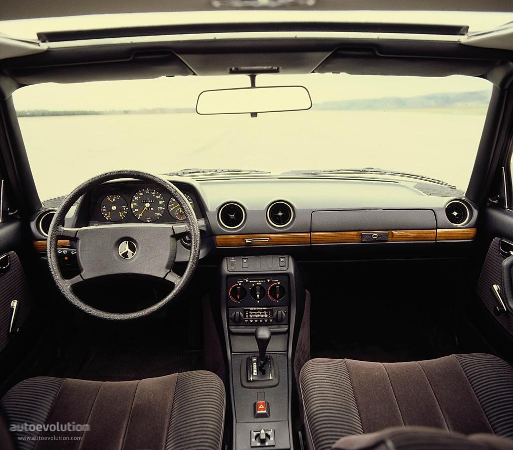 Mercedes benz coupe c123 1977 1978 1979 1980 1981 1982 1983 1984 1985 autoevolution