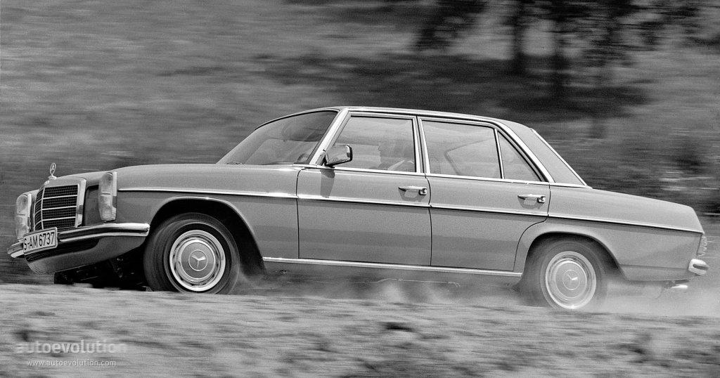 "1970 Chrysler 300 >> MERCEDES BENZ E-Klasse ""Strich-Acht"" (W114/115) - 1968, 1969, 1970, 1971, 1972, 1973, 1974, 1975 ..."