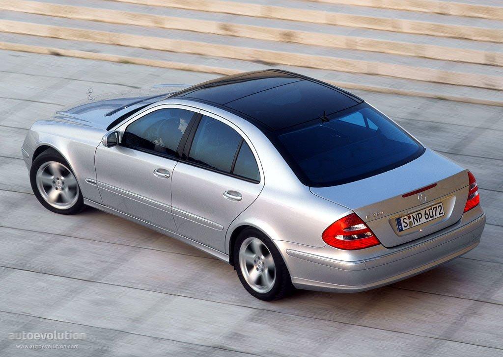 Mercedes Benz E Klasse W211 2002 2003 2004 2005