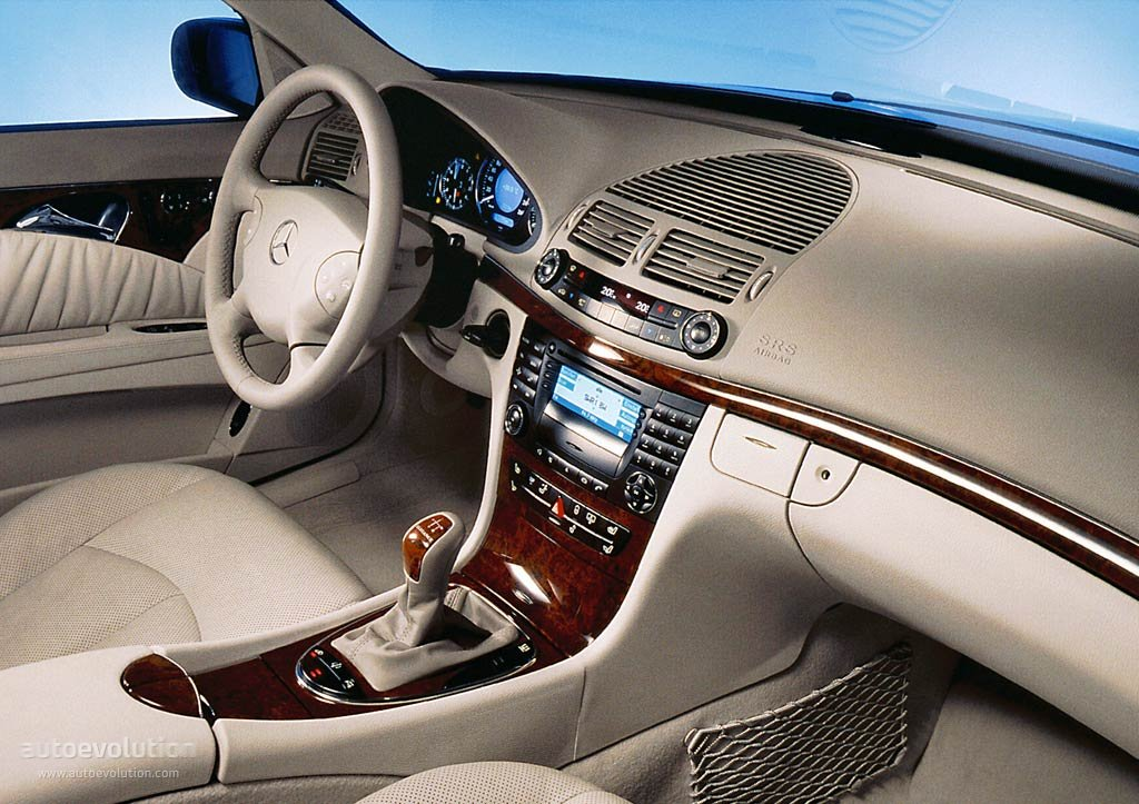 mercedes benz e klasse w211 specs 2002 2003 2004 2005 2006 rh autoevolution com Mercedes-Benz W221 Mercedes-Benz W124