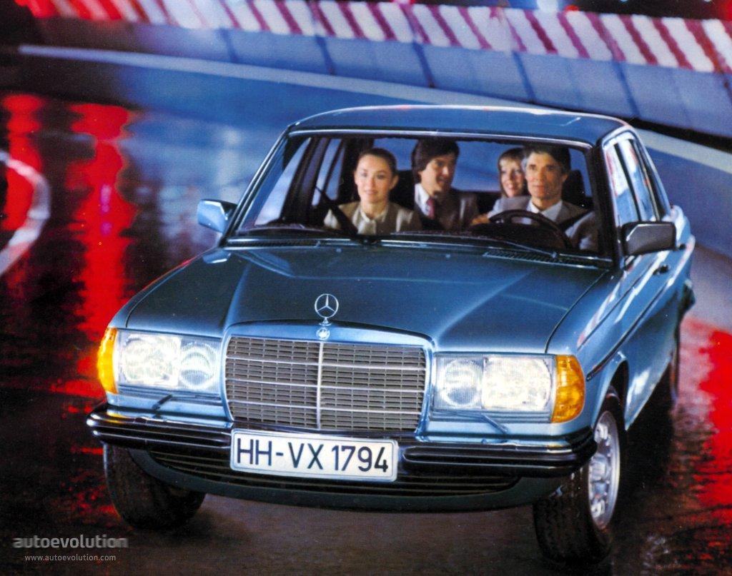 Mercedes Benz E Klasse W123 Specs Amp Photos 1975 1976