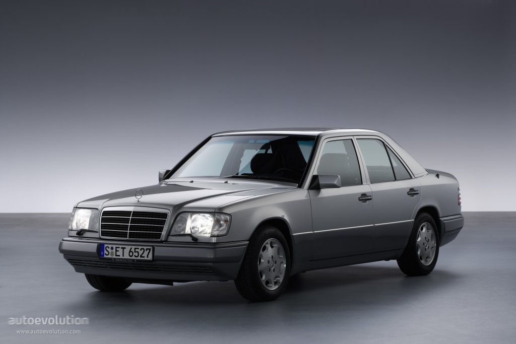 mercedes benz e klasse w124 1993 1994 1995 autoevolution. Black Bedroom Furniture Sets. Home Design Ideas