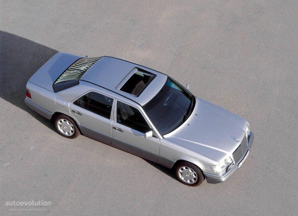 Mercedes benz e klasse w124 specs 1993 1994 1995 for Mercedes benz 1986 e300