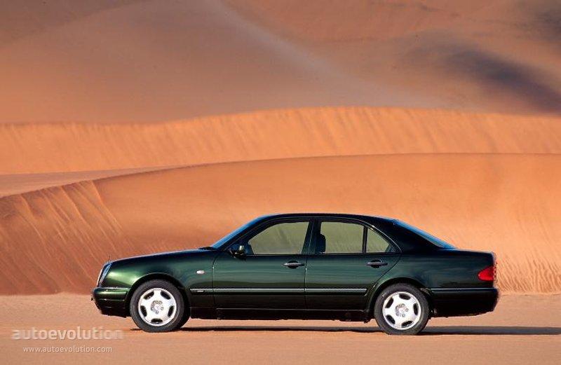 Mercedes benz e klasse w210 specs 1995 1996 1997 for Mercedes benz green