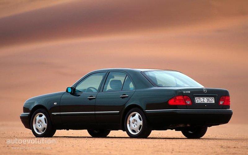 Mercedes benz e klasse w210 specs 1995 1996 1997 for Mercedes benz 1996