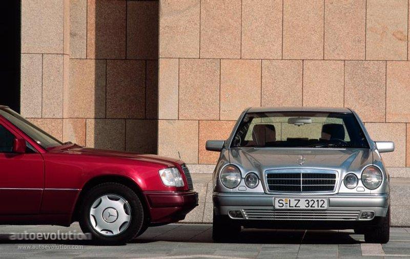 mercedes benz e-klasse  w210  specs  u0026 photos - 1995  1996  1997  1998  1999