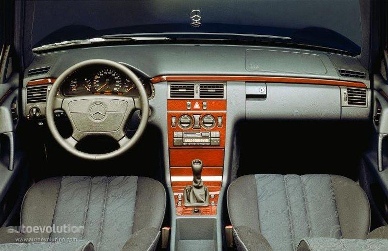 MERCEDES BENZ E-Klasse (W210) specs & photos - 1995, 1996, 1997