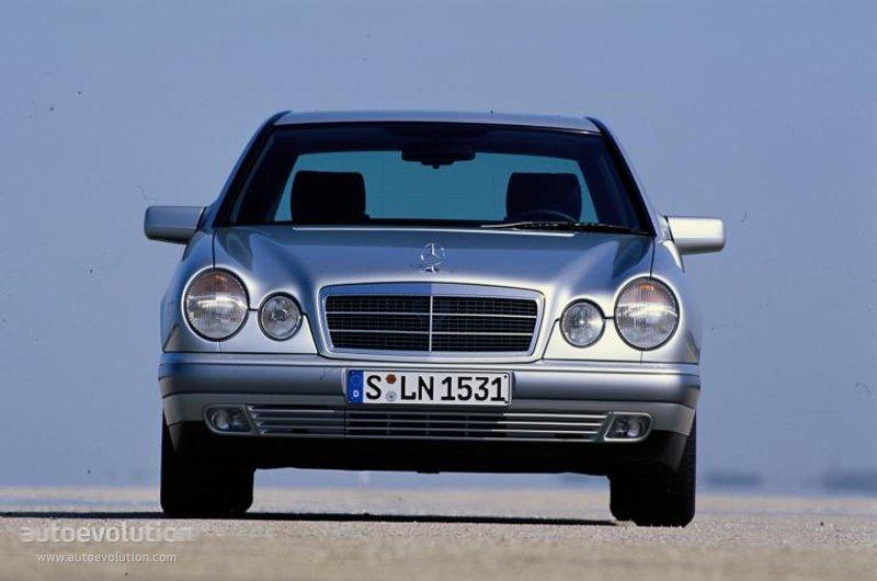 mercedes benz e klasse w210 1995 1996 1997 1998 1999 autoevolution. Black Bedroom Furniture Sets. Home Design Ideas