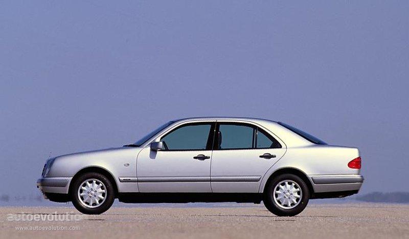 Mercedes Benz E Klasse W210 Specs Amp Photos 1995 1996