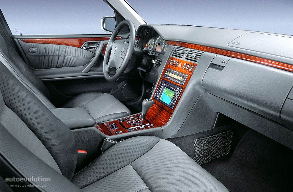 mercedes benz e-klasse  w210  specs