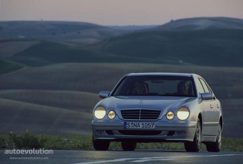 Diesel Exhaust Systems >> MERCEDES BENZ E-Klasse (W210) specs & photos - 1999, 2000 ...