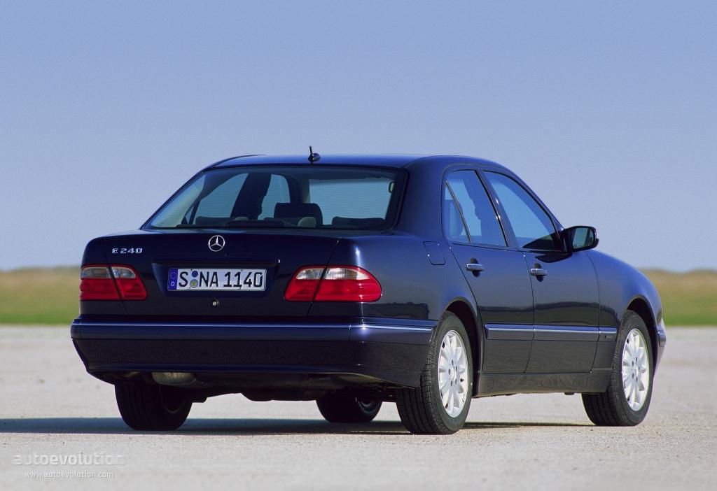 Mercedes Benz E Klasse W210 1999 2000 2001 2002 Autoevolution