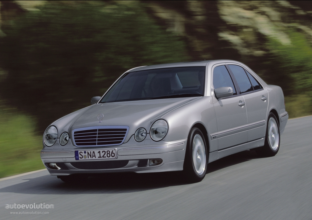 Once Driven Reviews >> MERCEDES BENZ E-Klasse (W210) - 1999, 2000, 2001, 2002 ...