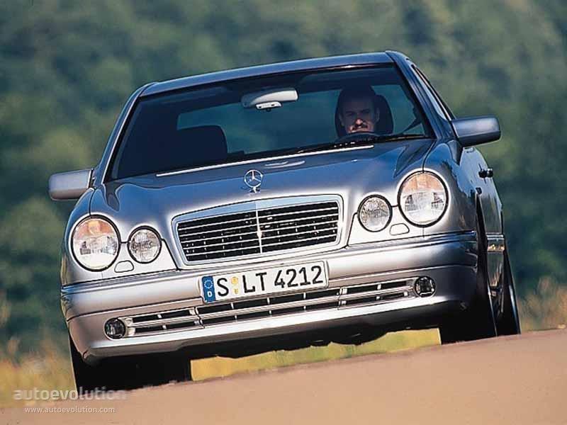 Mercedes Benz E 50 Amg W210 1996 1997 Autoevolution