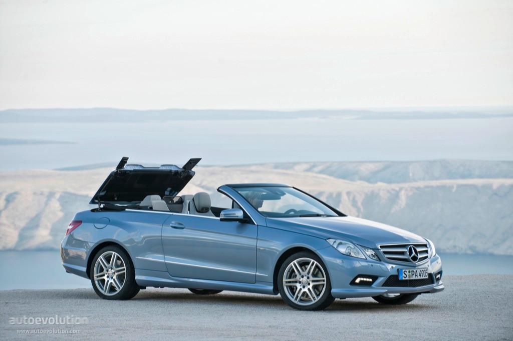 Mercedes benz e class cabrio a207 e 250 cdi for Mercedes benz e class 250