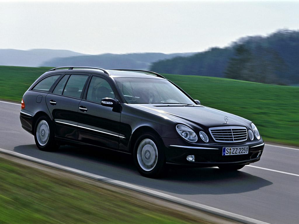 mercedes benz e klasse t modell s211 2003 2004 2005 2006 autoevolution. Black Bedroom Furniture Sets. Home Design Ideas