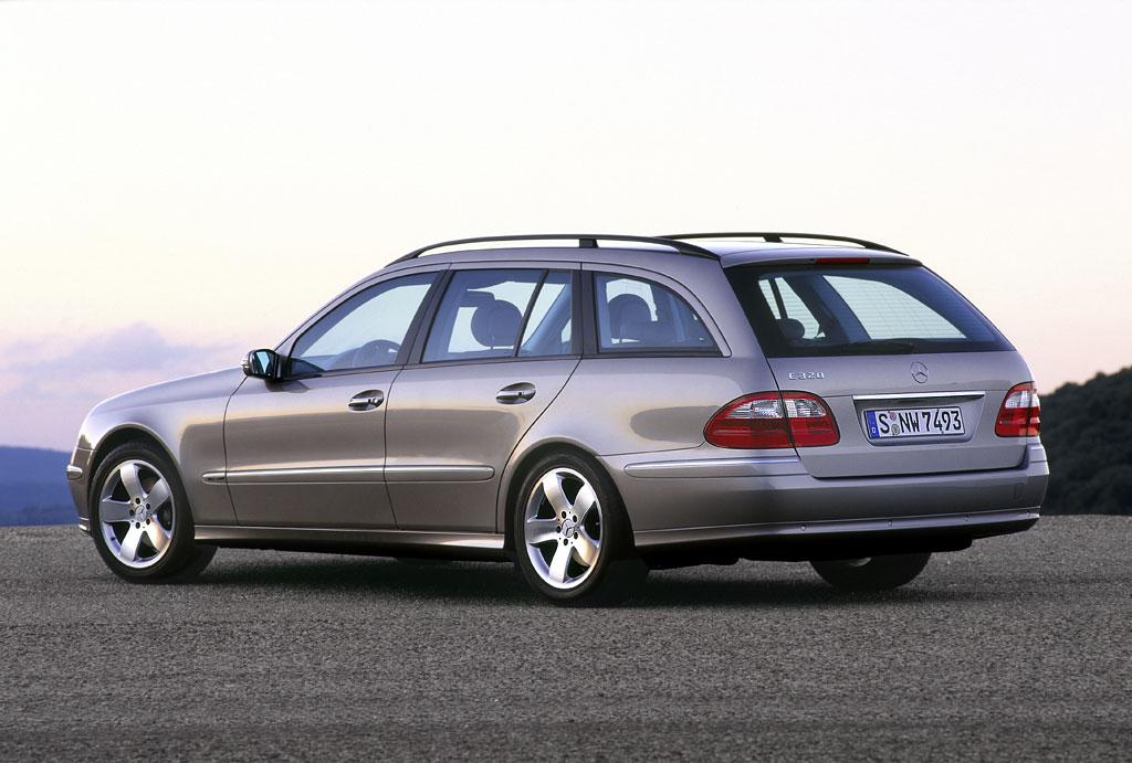 Mercedes Benz E Klasse T Modell S211 2003 2004 2005