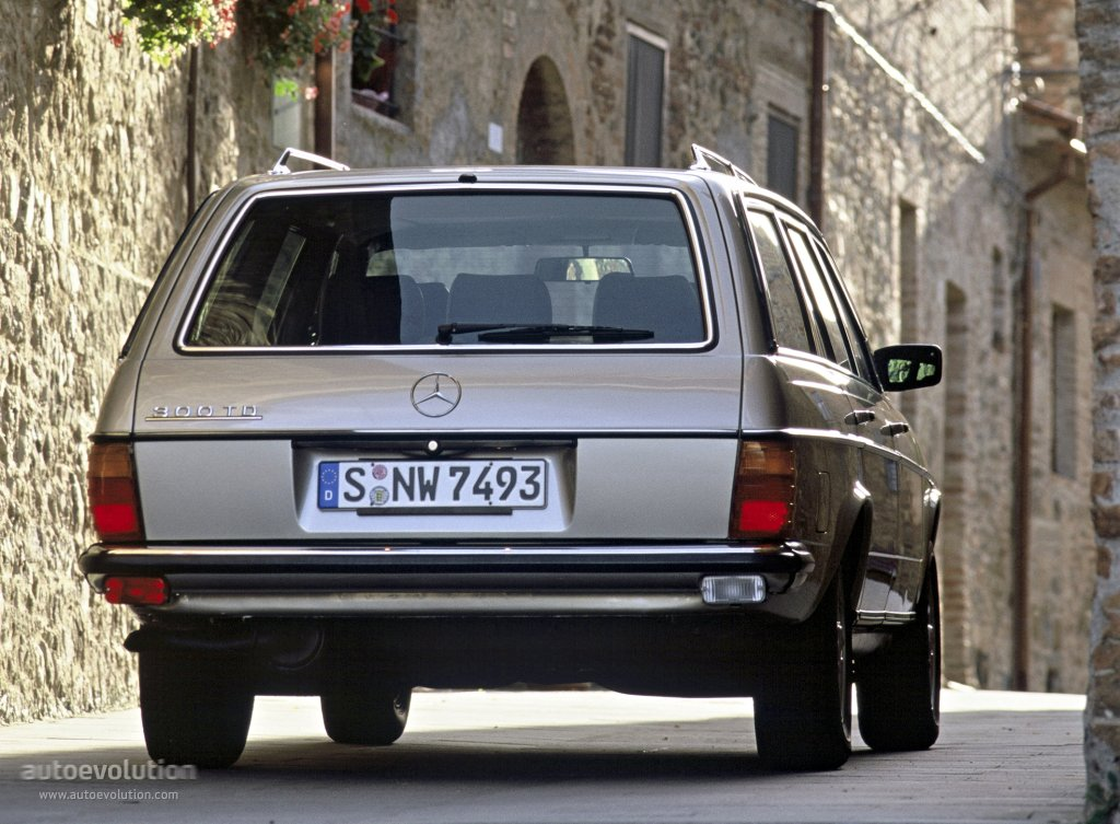 Mercedes Benz E Klasse T Modell S123 Specs Amp Photos