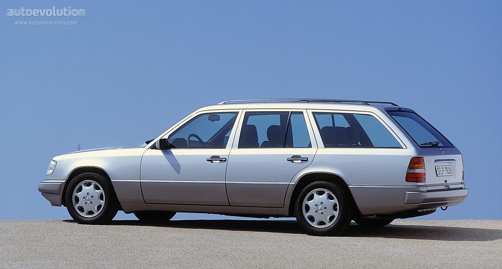 mercedes benz e klasse t modell s124 specs 1993 1994 1995 autoevolution. Black Bedroom Furniture Sets. Home Design Ideas