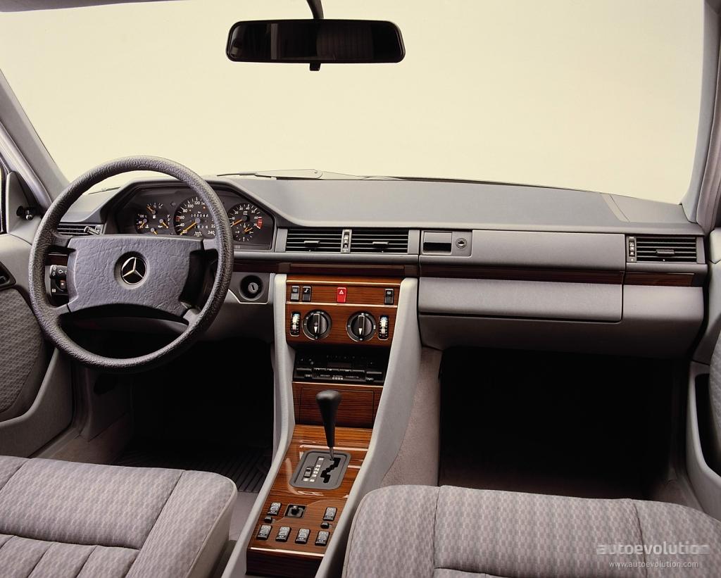 Mercedes Benz E Klasse T Modell S124 Specs 1986 1987