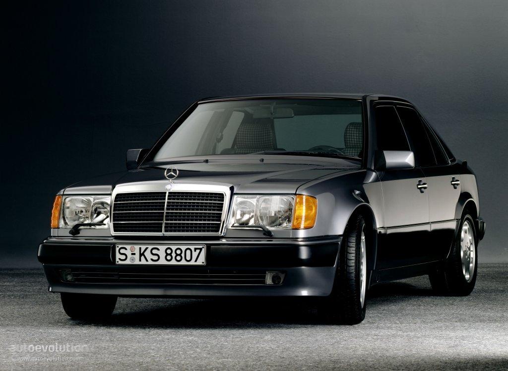 Mercedes Benz 500 E W124 Specs 1991 1992 1993