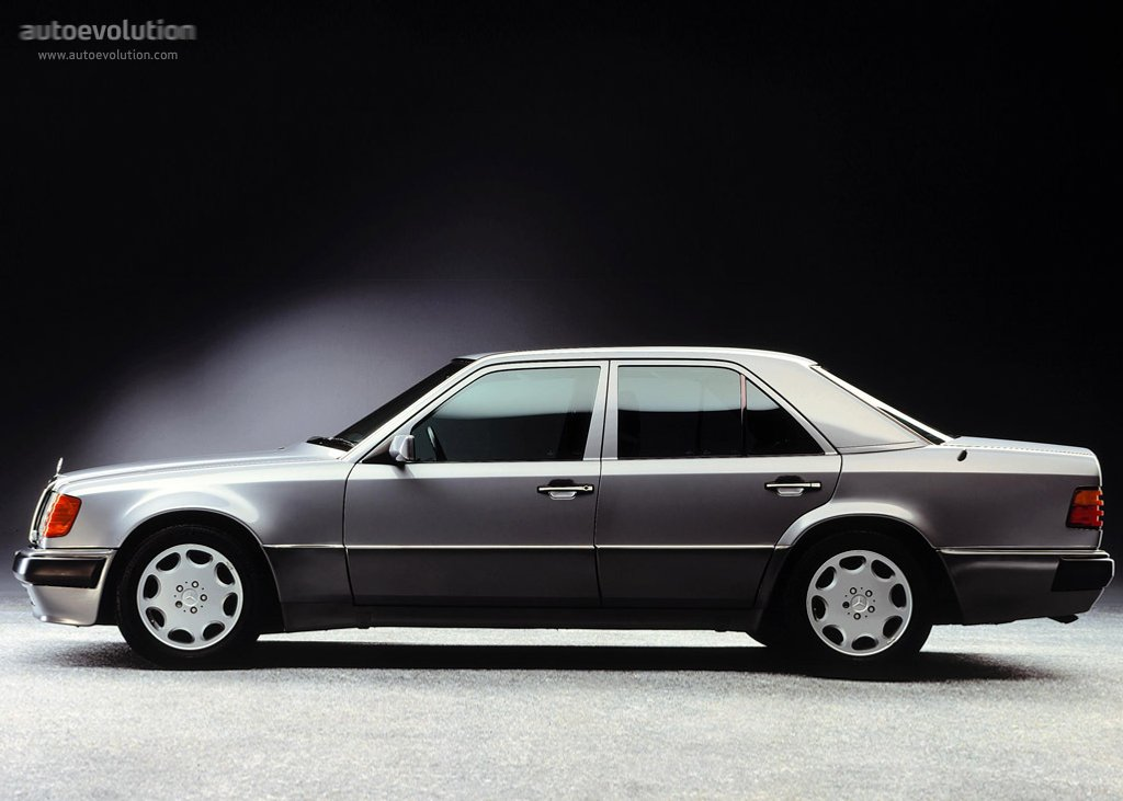 Mercedes benz 500 e w124 specs 1991 1992 1993 for 1991 mercedes benz