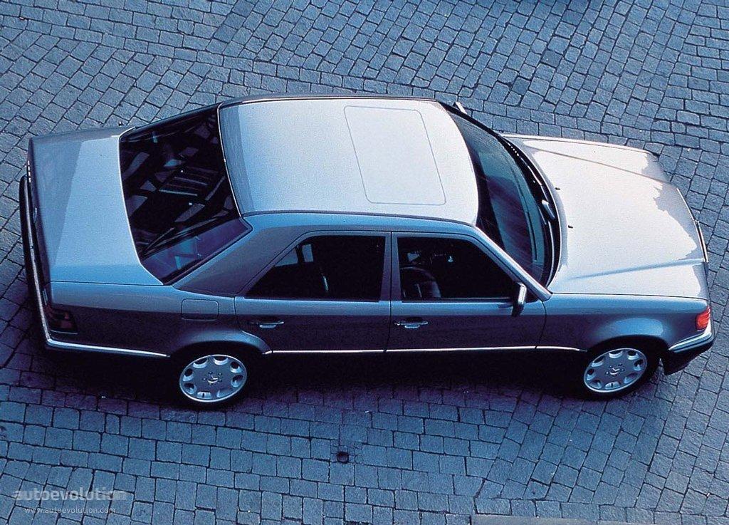 Mercedes Benz 500 E W124 Specs Amp Photos 1991 1992