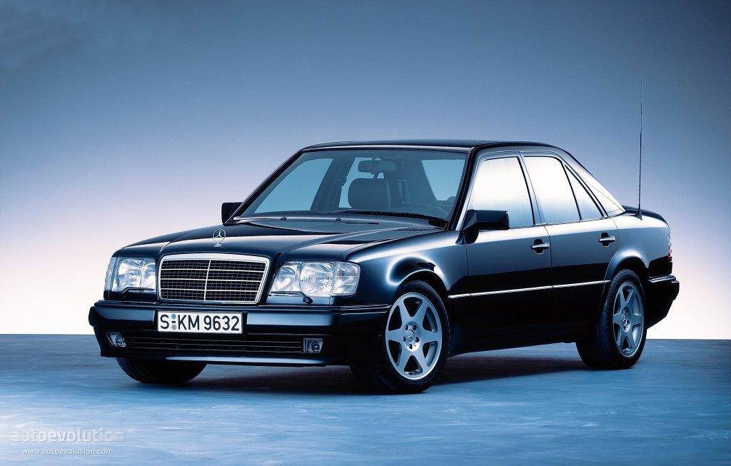 Mercedes benz e 500 w124 specs 1993 1994 1995 for 1995 mercedes benz