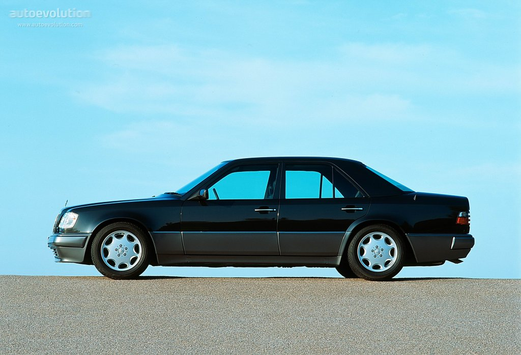 Mercedes benz e 500 w124 specs 1993 1994 1995 for Mercedes benz e350 aftermarket parts