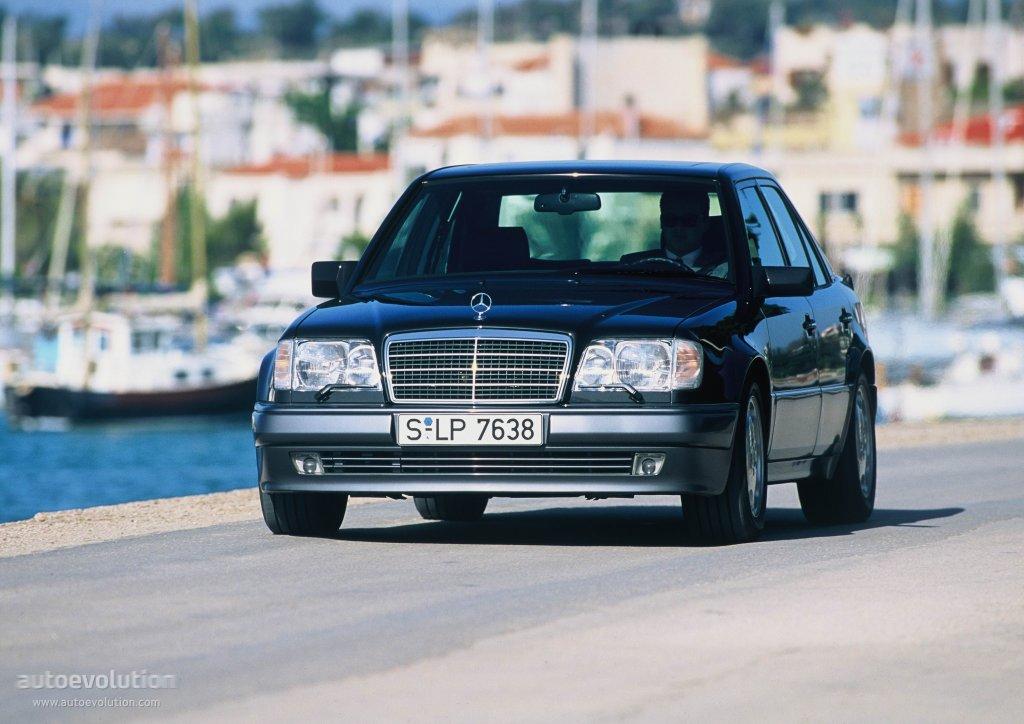 Mercedes Benz E 500 W124 Specs Amp Photos 1993 1994